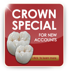 Crown Special for New Accounts